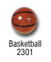 sports beads - basketball sports bead
